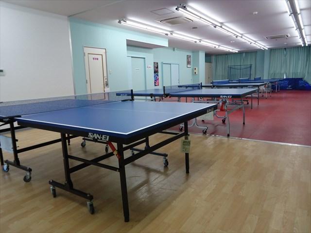 卓球場 卓球教室